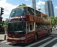 ビッグバスツアー上海