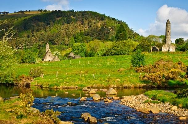 ウィックロウ-アイルランドの庭一日ツアー