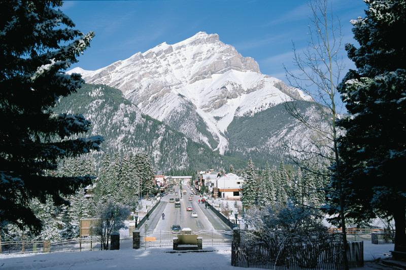 冬のカナディアンロッキー2泊3日 〜雄大なロッキーの雪景色を見に行こう〜