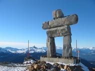 ウイスラー1日ツアー スキー/スノーボードプラン