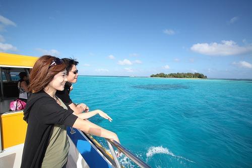 マニャガハ島 + グロット + サンセットバギー + スパ