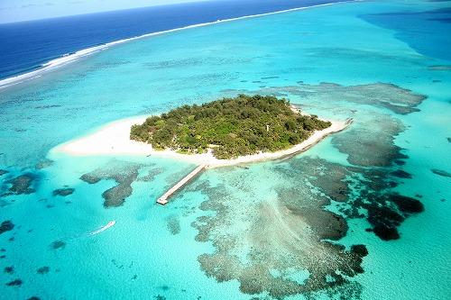 マニャガハ島 + グロット + スパ