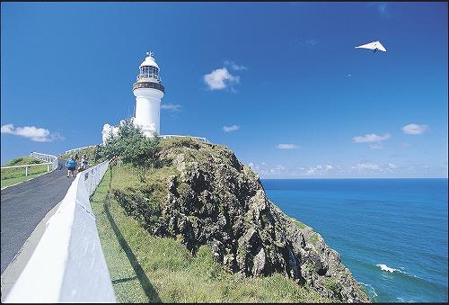 オーストラリア大陸最東端・バイロンベイ1日観光