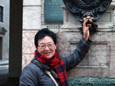 [みゅう]ミュンヘンをこよなく愛する名物ガイド・コクボさんと行くウォーキングツアー