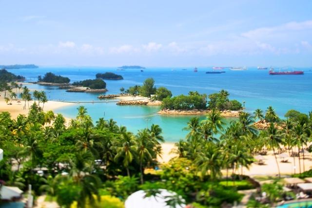 【シンガポール】まるわかりセントーサ島ダイジェスト スカイウォーク入場付き