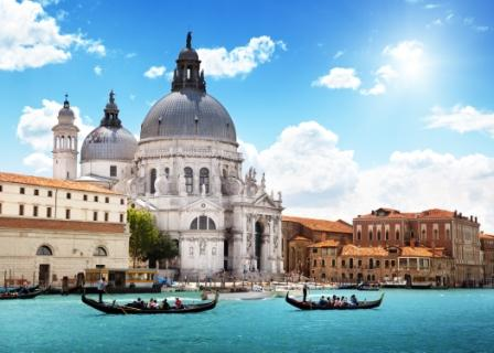 列車で行くヴェネツィア日帰り! ベニス市内観光付きAコース