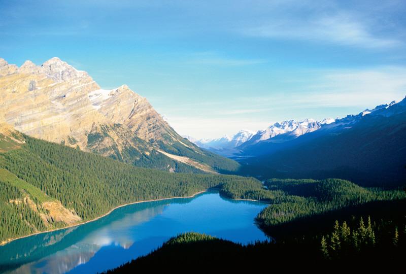 カナダの大自然大満喫❤憧れの赤毛のアンの島❤とカナディアンロッキー 4泊5日