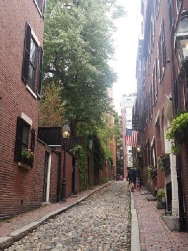 ボストン・ウォーキングツアー