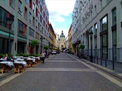 [みゅう]ブダペストのペスト地区散策 Aコース