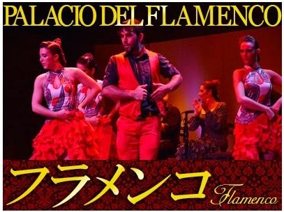 [みゅう]フラメンコ・ショー PALACIO DEL FLAMENCO(パラシオ・デル・フラメンコ)