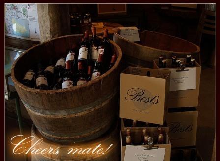 モーニントン半島でのワイン、チーズ、チョコレートのテイスティング・ツアー