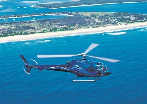 シーワールド・ヘリコプター遊覧飛行