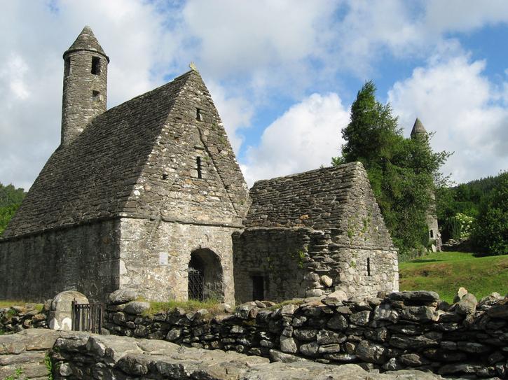 ウィックロウ-アイルランドの庭半日ツアー