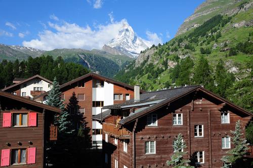 ミラノから行くスイス ツェルマット・ゴルナグラード展望台日帰りプラン