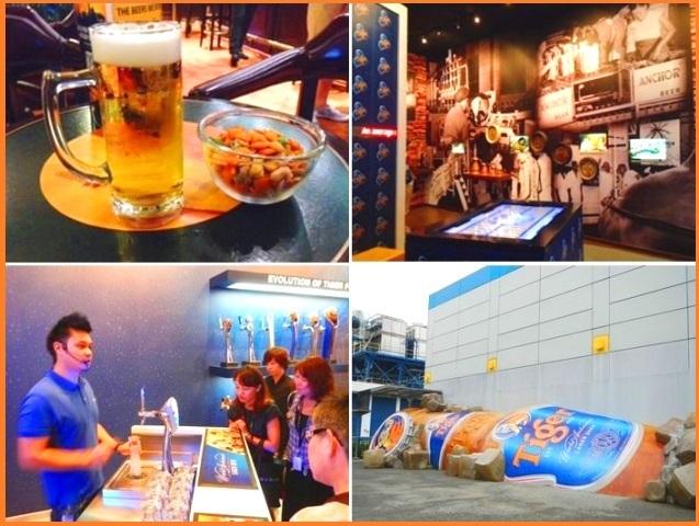 【シンガポール】タイガービール工場見学 おいしさの秘密を発見!