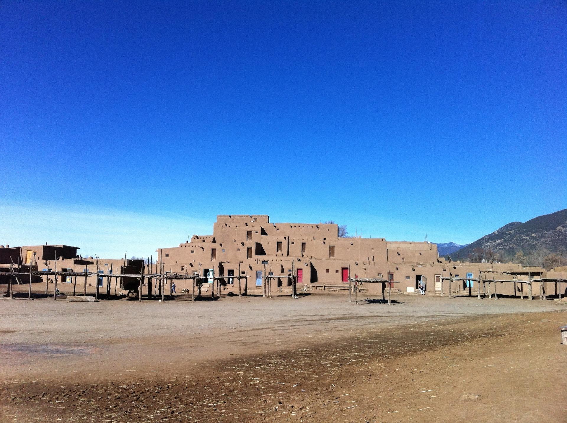 世界歴史遺産タオス・プエブロ ツアー