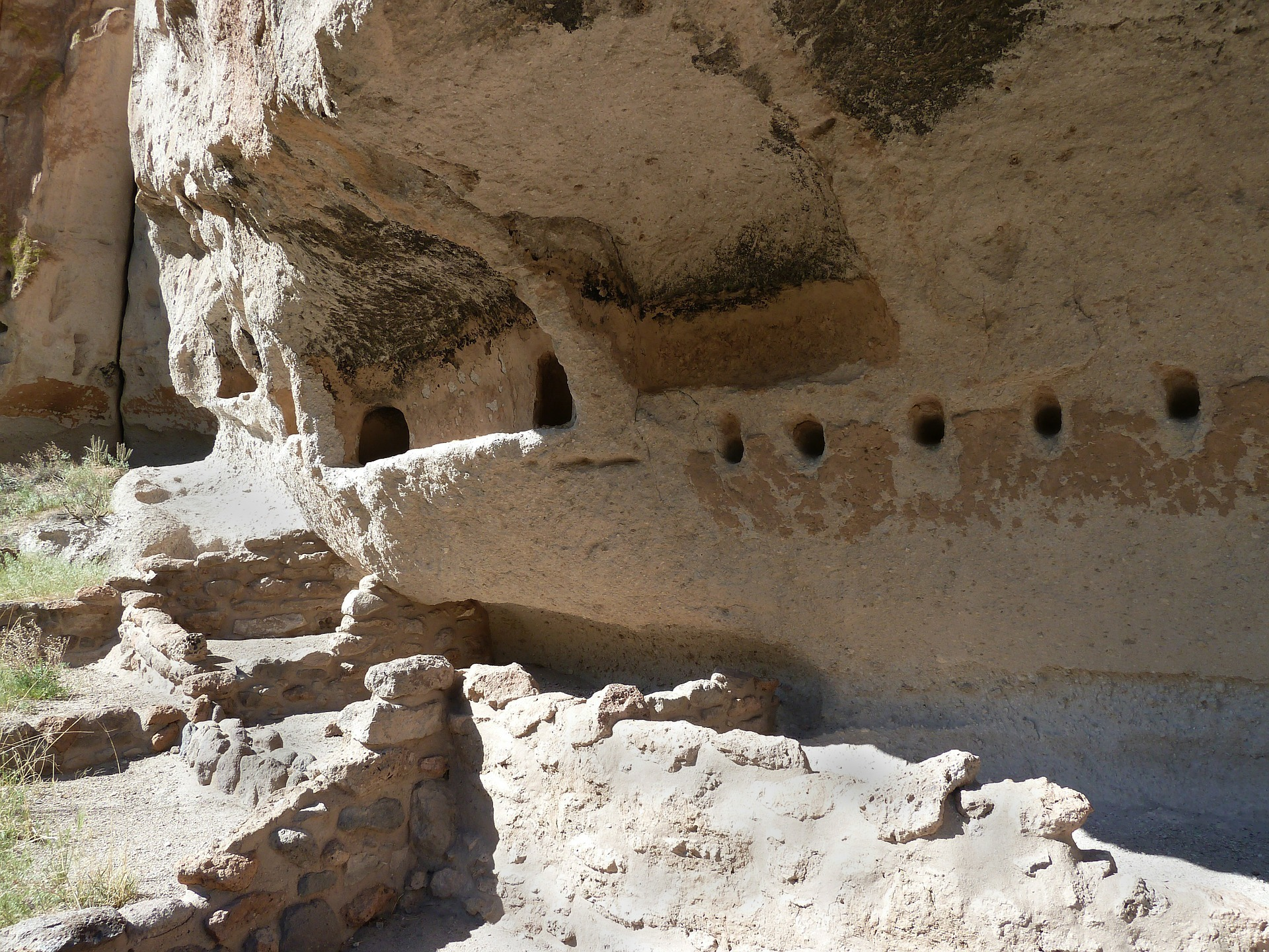 バンダリア・古代インディアン・アナサジ遺跡ツアー