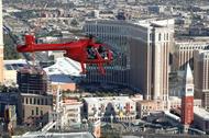 ヘリコプター遊覧飛行 『ラスベガスストリップ・ナイトツアー』