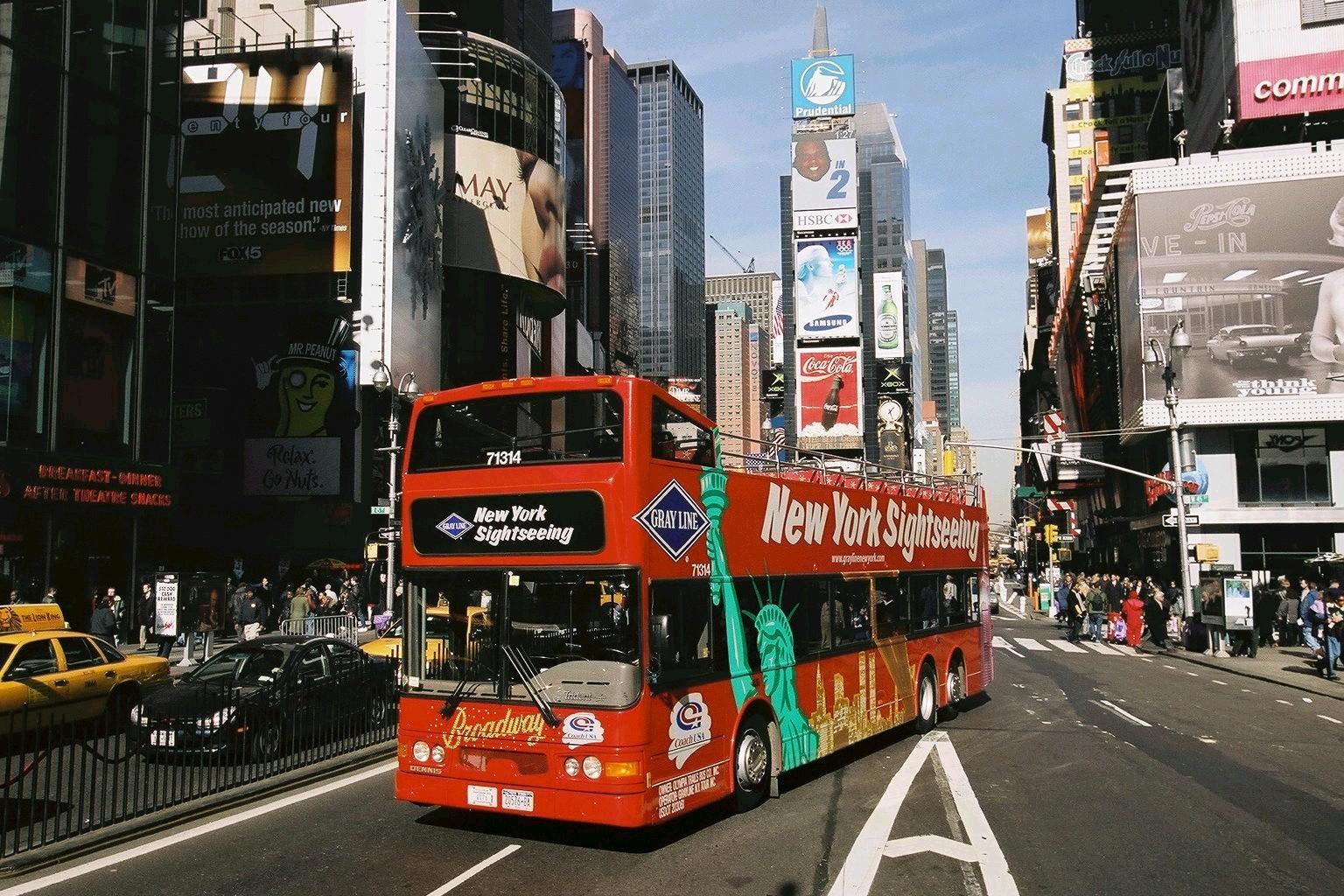 フリースタイル バス72時間乗り放題 + 3アトラクション