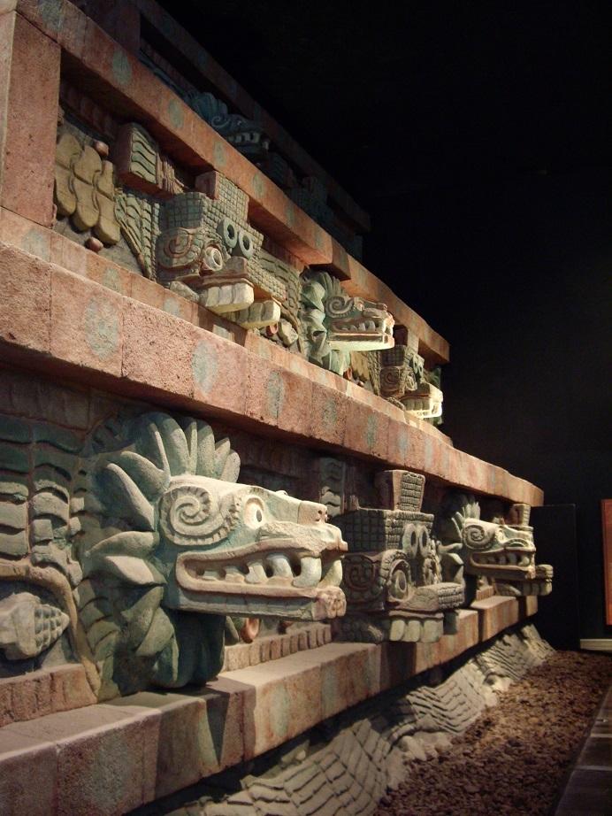 メキシコ国立人類学博物館観光ツアー 現地集合プラン