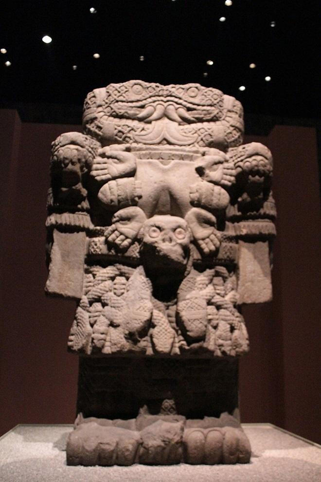 メキシコ国立人類学博物館ツアー 指定ホテル送迎プラン