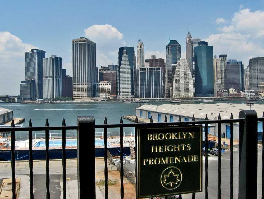 ブルックリン近隣ツアー