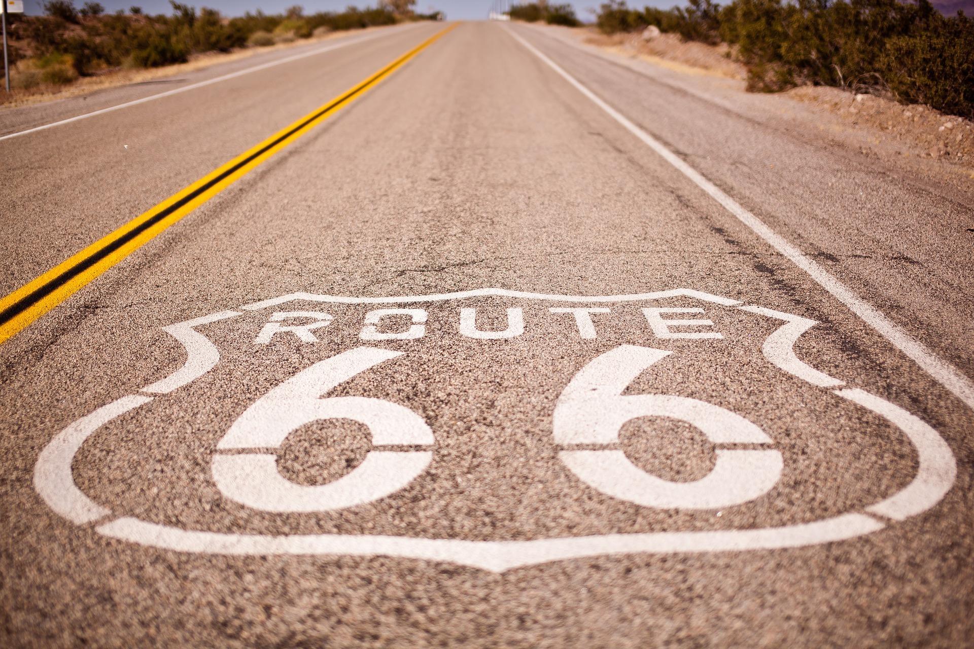 [AQUA] ルート66シリーズ①アリゾナ&カリフォルニア州ルート(バーストウ〜オートマン)日帰りツアー