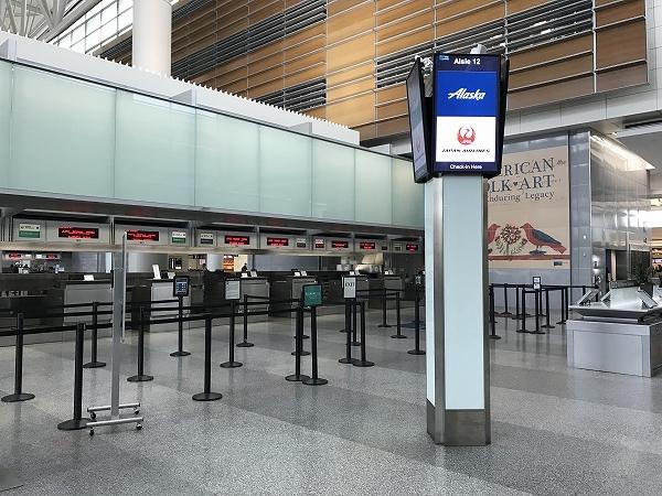 サンフランシスコ市内ホテル発 サンフランシスコ空港行き 専用車送迎サービス