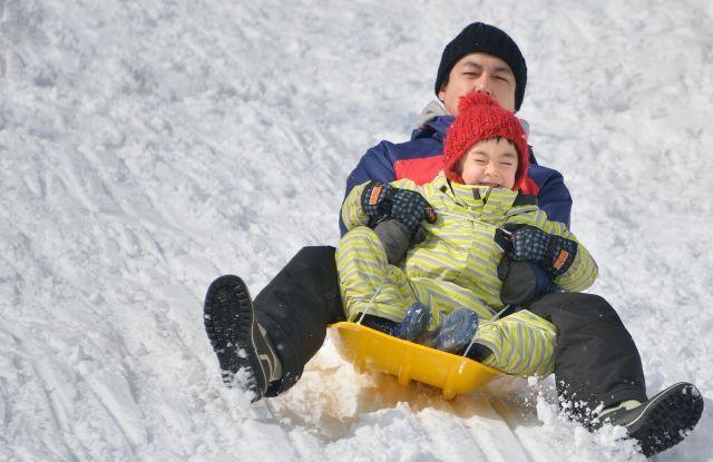 冬季限定!雪と滝とチョコレート満喫1日ツアー