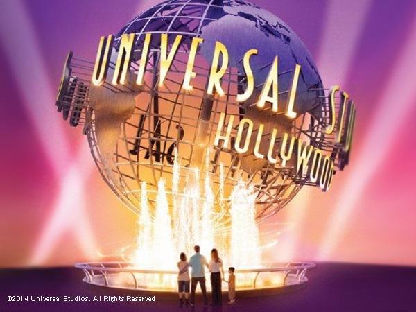 ユニバーサル・スタジオ・ハリウッドとグリフィス天文台夜景観賞ツアー(IN N OUTハンバーガー付き)