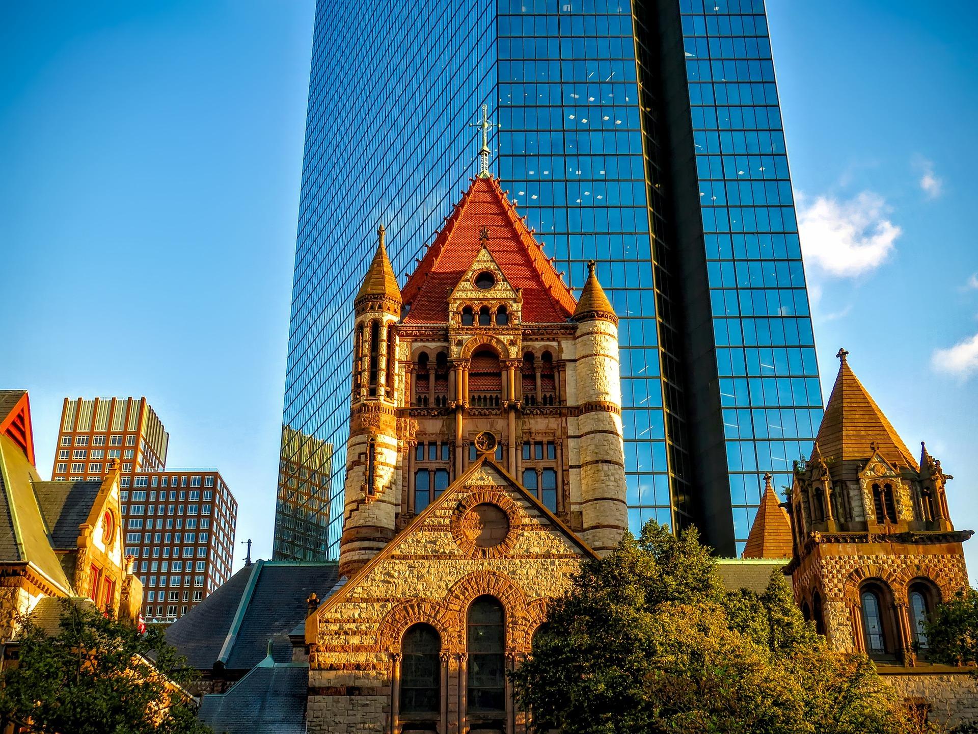 ボストン市内観光 ゆったりコース