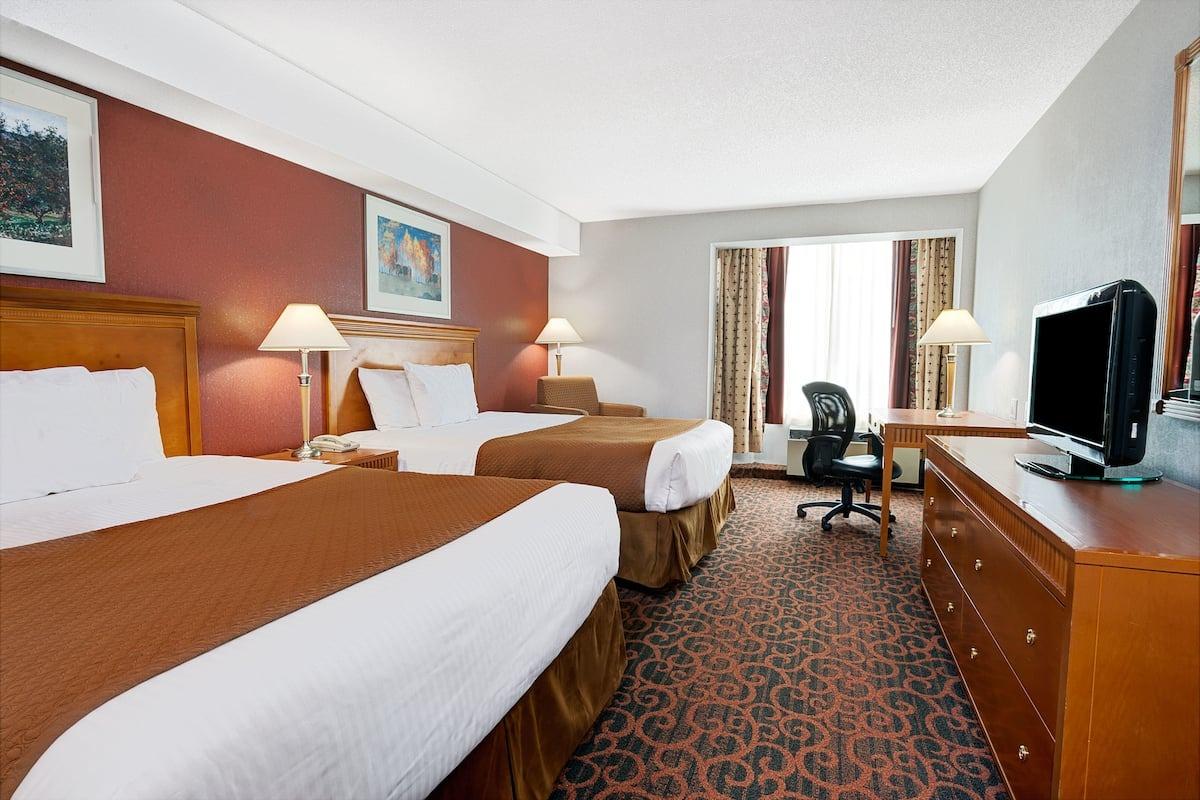 ナイアガラ3泊4日 スタンダードクラスホテル (夏季2020年4月〜10月出発)