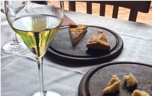 フランチャコルタ・ワイン試飲とショッピング・ツアー(英語)
