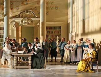 世界文化遺産のオペラハウスでオペラ鑑賞「フィガロの結婚」(2019年10月18日から2019年11月2日まで)