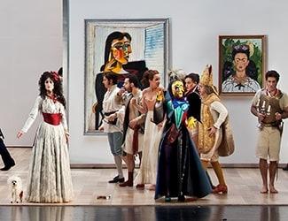 世界文化遺産のオペラハウスでオペラ鑑賞「ランスへの旅」(2019年10月24日から2019年11月2日まで)