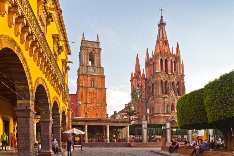 ケレタロ & サン・ミゲル・デ・アジェンデ日観光 / 3つの世界遺産を巡る