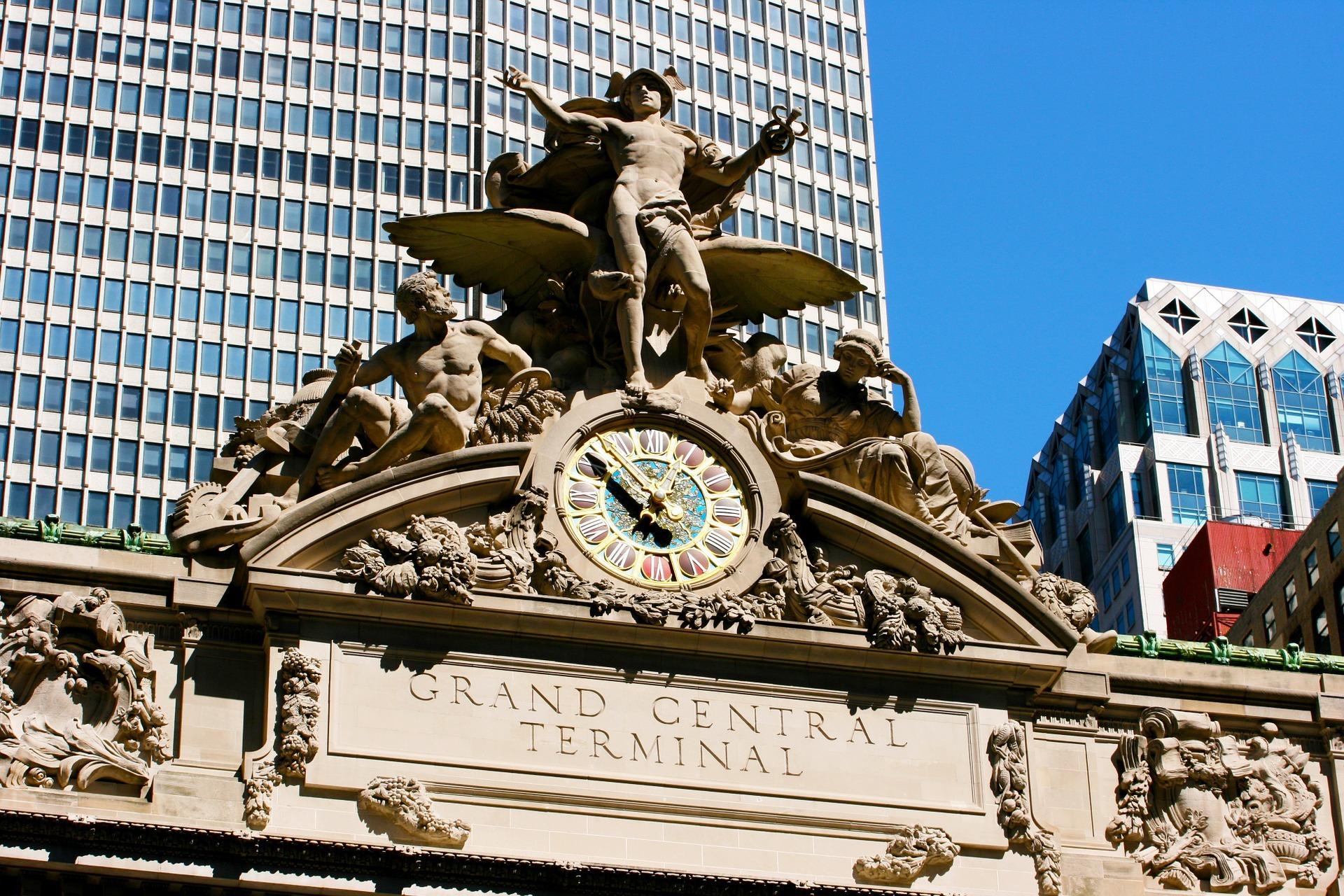 マンハッタンの歴史的建造物を訪ねて!