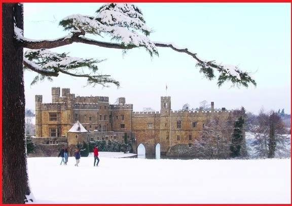 12月25日限定:カンタベリー、ドーバー、グリニッジでのクリスマス(伝統的なクリスマスランチ付き)(英語)