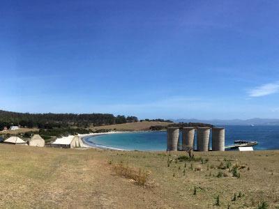 マライア島1日観光