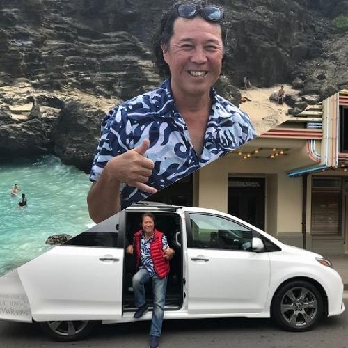 【人気ガイド確約OK!】ヒロさんと行く♪ 貸切オアフ島観光(定員:7名)