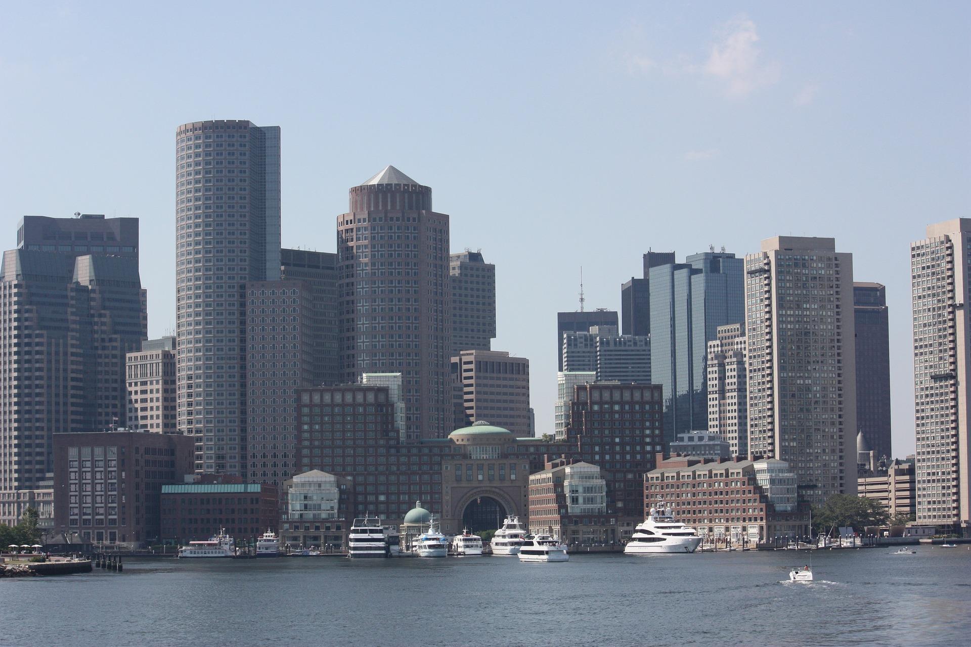 ボストン1日観光 (クインシーマーケットVIP割引クーポン付き!)