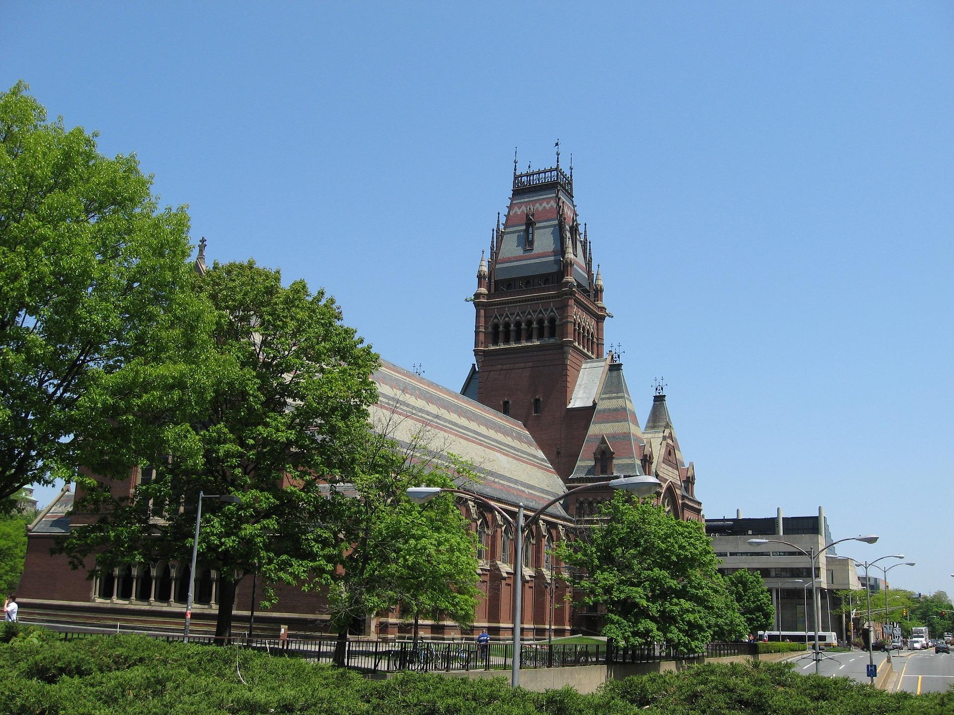 歩いてめぐるハーバード大学