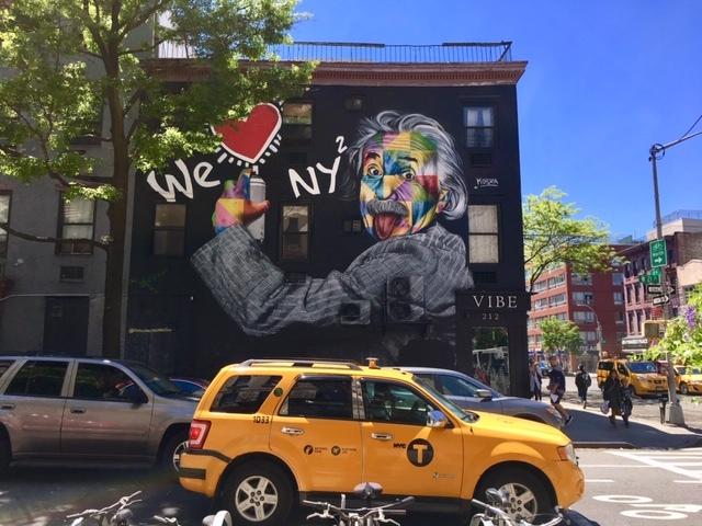 マンハッタン・ストリートアートツアー