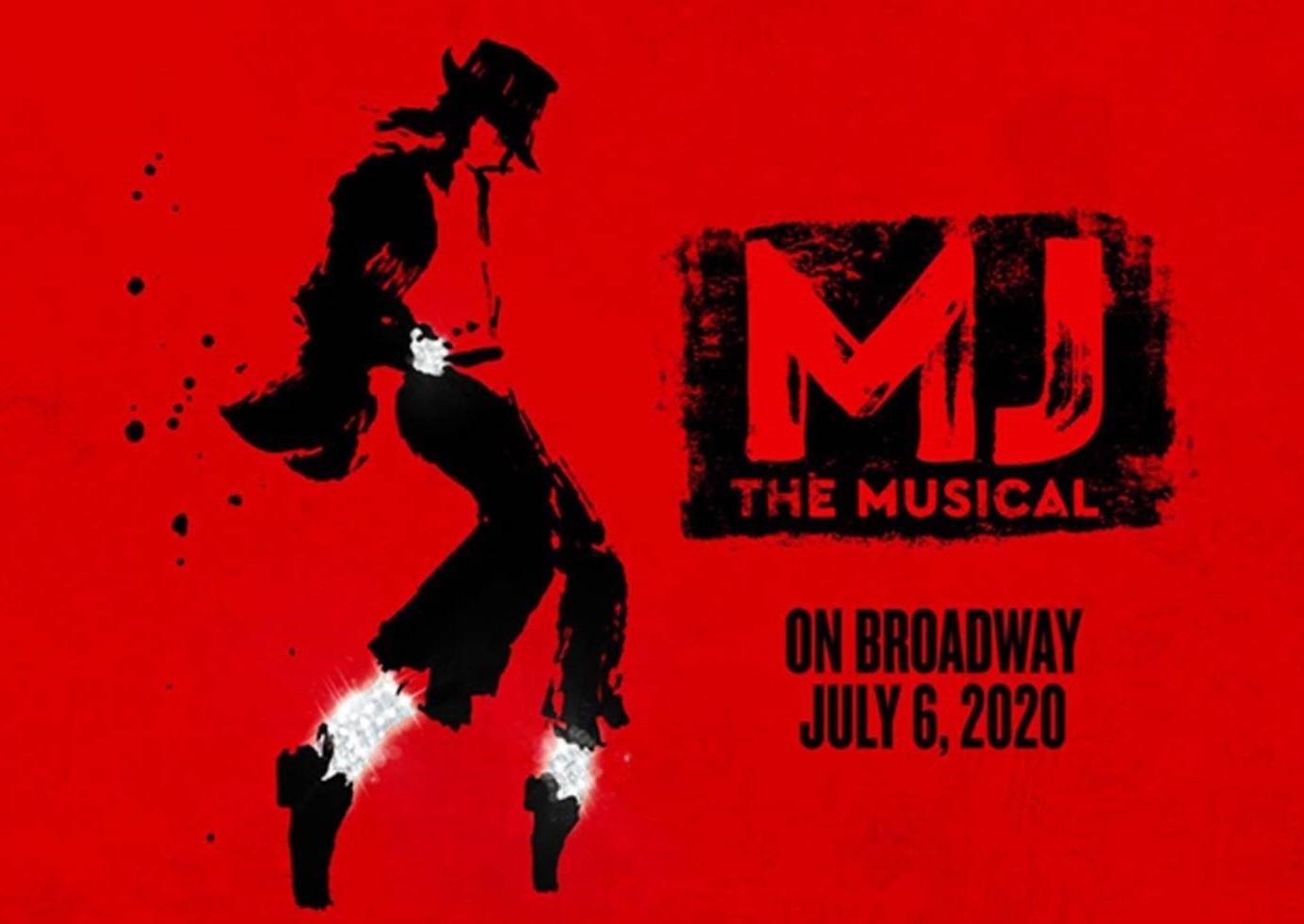 【 MJ the Musical 】 ブロ−ドウェイ ミュージカル チケット 2020年7月6日上演開始!