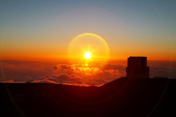 【マウナケア山頂】夕陽と星のツアー (マサシのネイチャースクールで行く)