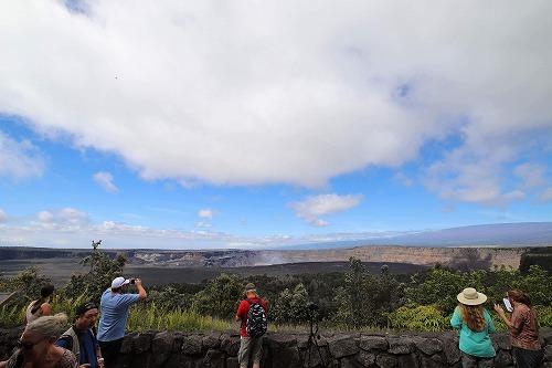世界遺産キラウエア火山と星空観測ツアー