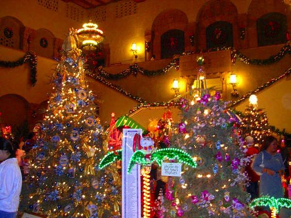 【期間限定】クリスマス・ホリデーライト・トロリーツアー