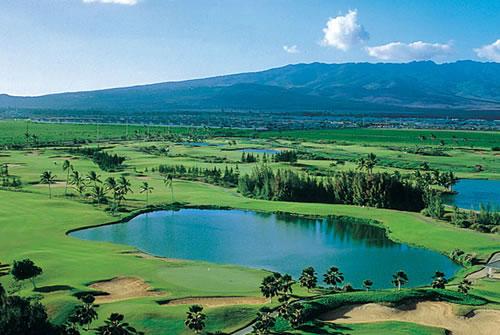 ハワイ・プリンス・ゴルフ・クラブ (送迎付き/なし)