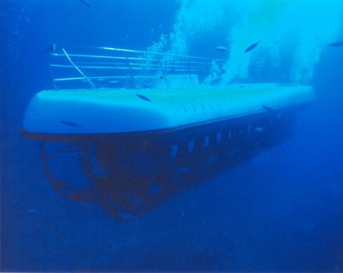 アトランティス・サブマリン潜水艦ツアー(スタンダード/プレミアム )