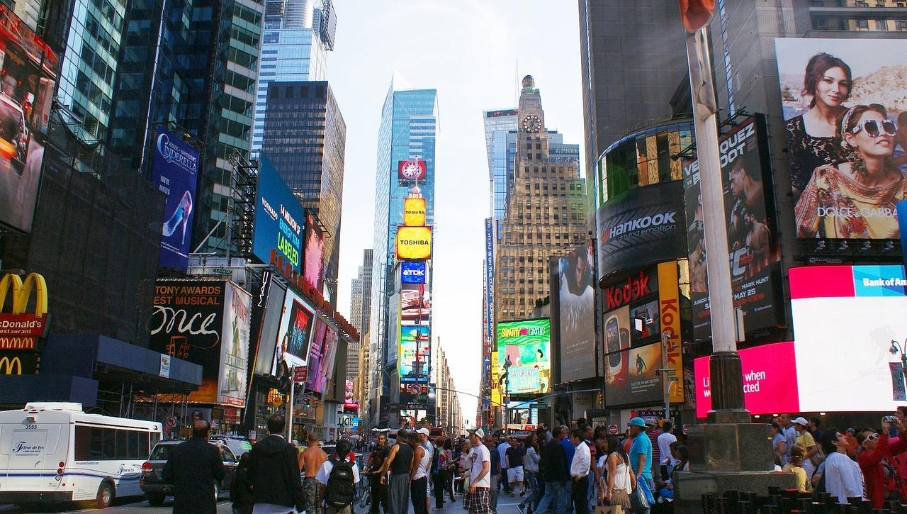 ニューヨーク半日午前市内観光 〜マンハッタンストーリー午前〜